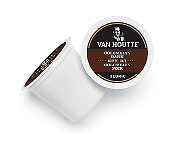 Van Houtte® Colombian Dark Coffee [24 pack]