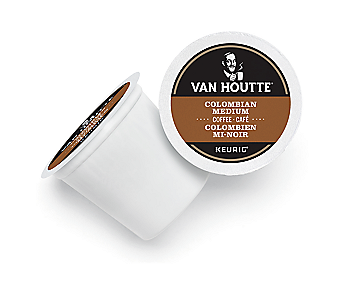 Van Houtte® Colombian Medium Coffee [24 pack]