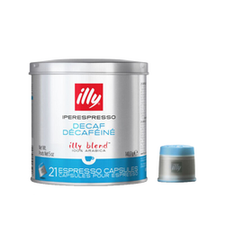 illy iperEspresso Capsules Decaf [21 pack]
