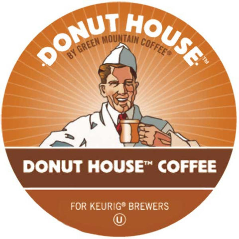 Green Mountain® (GMCR) Donut House [24 pack]