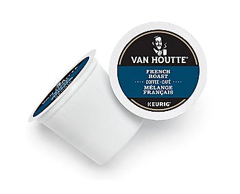 Van Houtte® French Roast Coffee [24 pack]
