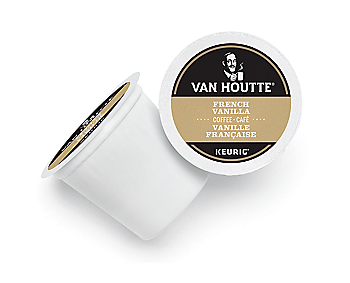 Van Houtte® French Vanilla Coffee [24 pack]
