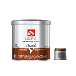 illy MONOARABICA™ iperEspresso Brasile [21 pack]