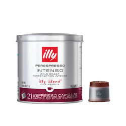 illy iperEspresso Capsules Intenso Roast [21 pack]