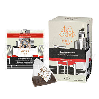 Metz Tea - Grand Breakfast [25 pack]