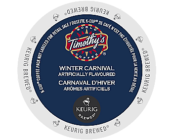 Timothy's® Winter Carnival [24 pack]