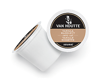 Van Houtte® Vanilla Hazelnut Coffee [24 pack]
