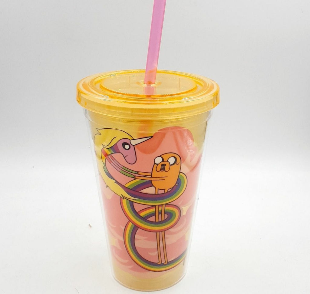 Adventure time carnival travel cup