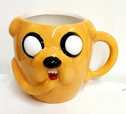 Adventure time Jake molded mug 24oz