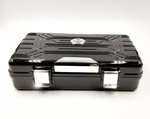 10ct cigar humidor with hygrometer