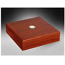 Desktop Cigar Humidor Humidifier - Up to 20 Cigars (Walnut), , fessonline, FESSONLINE