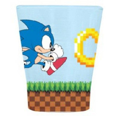 Sonic the Hedgehog Sega Rings Cocktail Shot Glass, , fessonline, FESSONLINE
