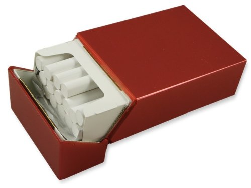 Hard Box Full Pack Cigarette Case (100's) (Ships Assorted colors), , FESSONLINE, FESSONLINE