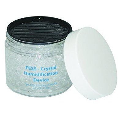 F.e.s.s Fess Cigar Crystal Gel Humidifier for Cigar Humidors - 4oz Jar, , fessonline, FESSONLINE
