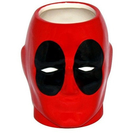 Deadpool Molded Cup Mug (Marvel Officially Licensed ), , fessonline, FESSONLINE