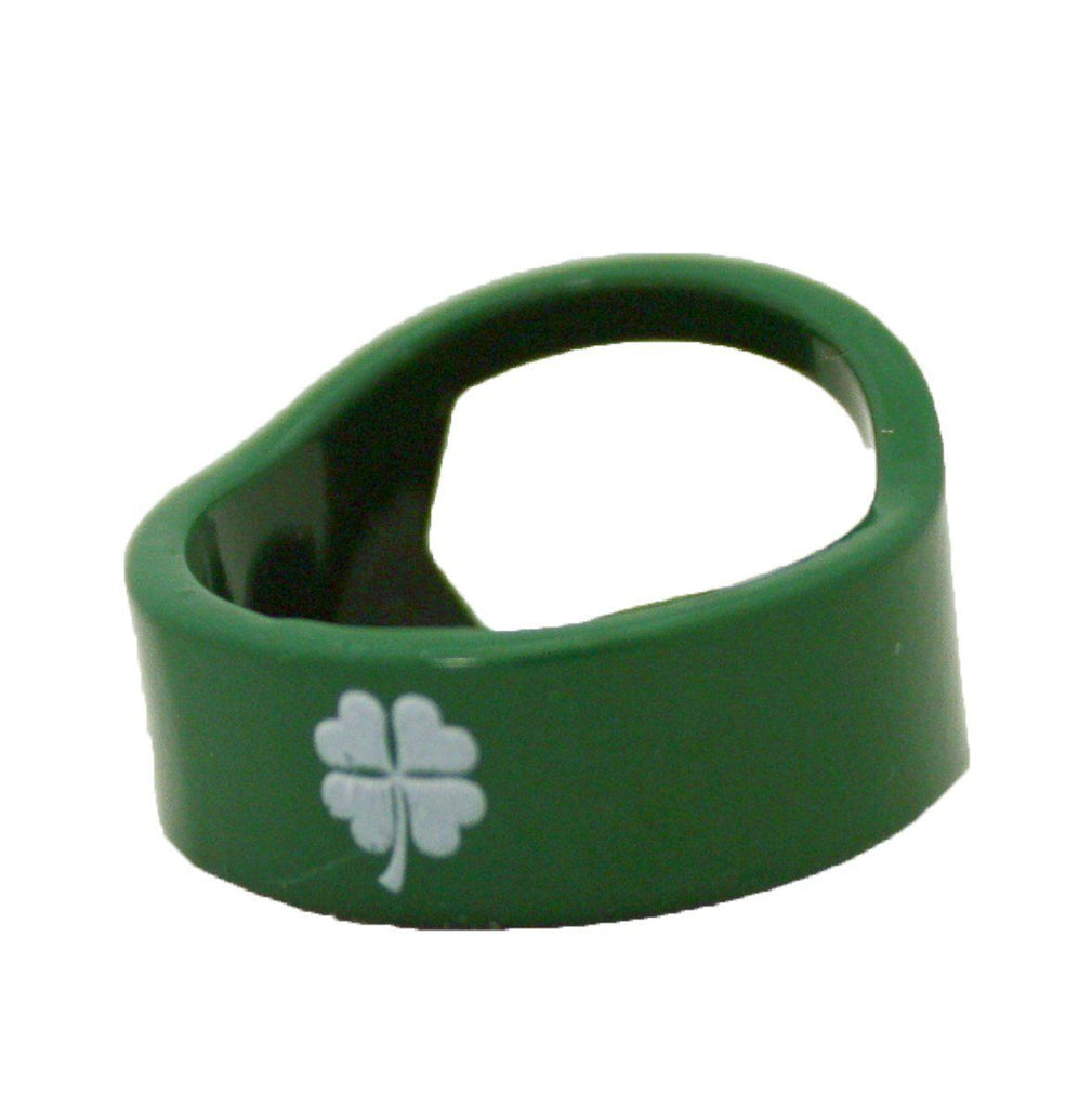 2x Island Dogs Clover Bottle Opener Ring, Green, , FESSONLINE, FESSONLINE