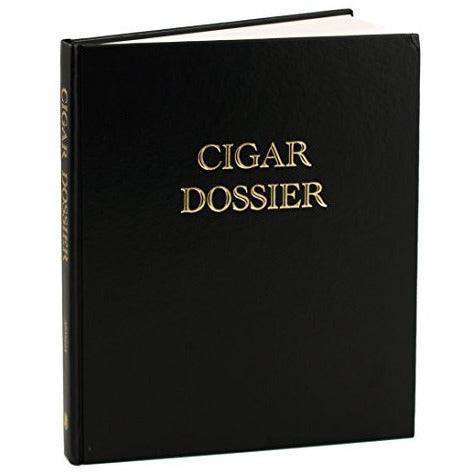 Cigar Dossier Personal Cigar Journal