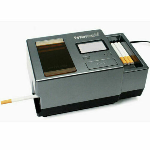AUTOMATIC POWERMATIC III+ 3 plus Cigarette injector Machine, , fessonline, FESSONLINE