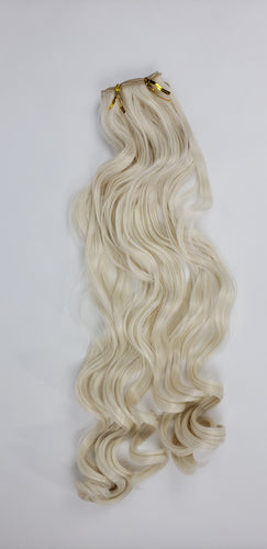 Pose Wigs White Blonde 26