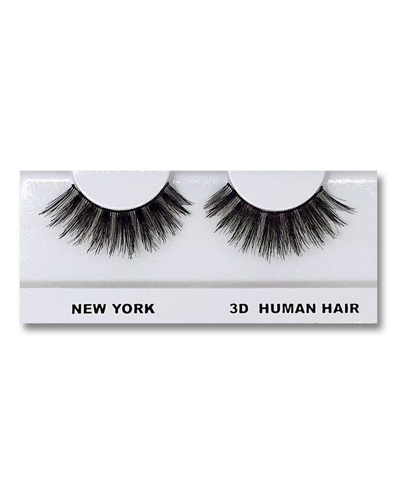 False Eyelashes / Made with 100% human hair / EYELNYC