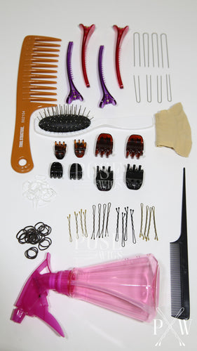 Wig Wear and Care Kit