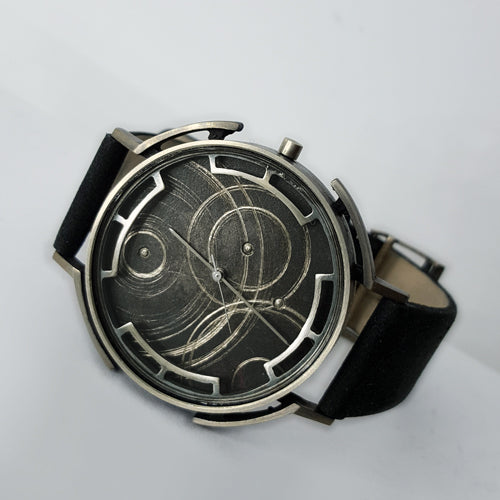handmade quartz watch men's fashion unisex accessories