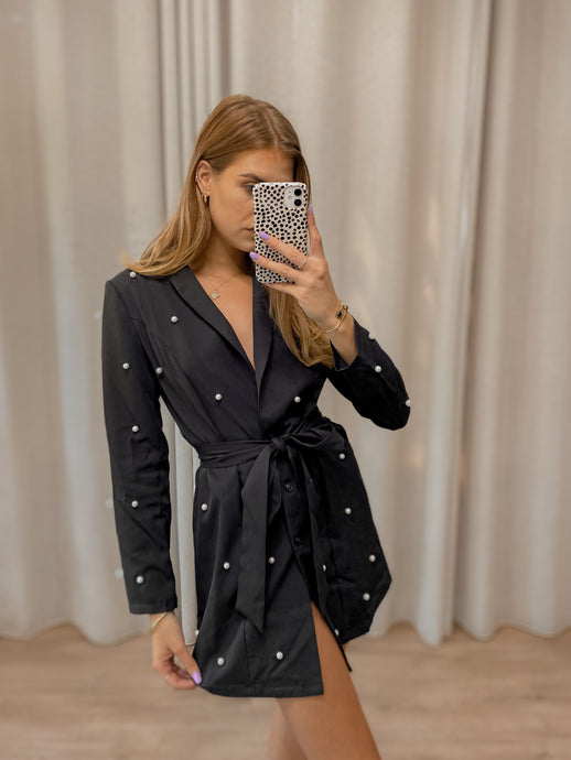 PEARL BLAZER DRESS
