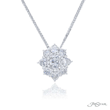 1647-014 | Diamond Pendant Cushion-Cut 1.04 ct. GIA Certified