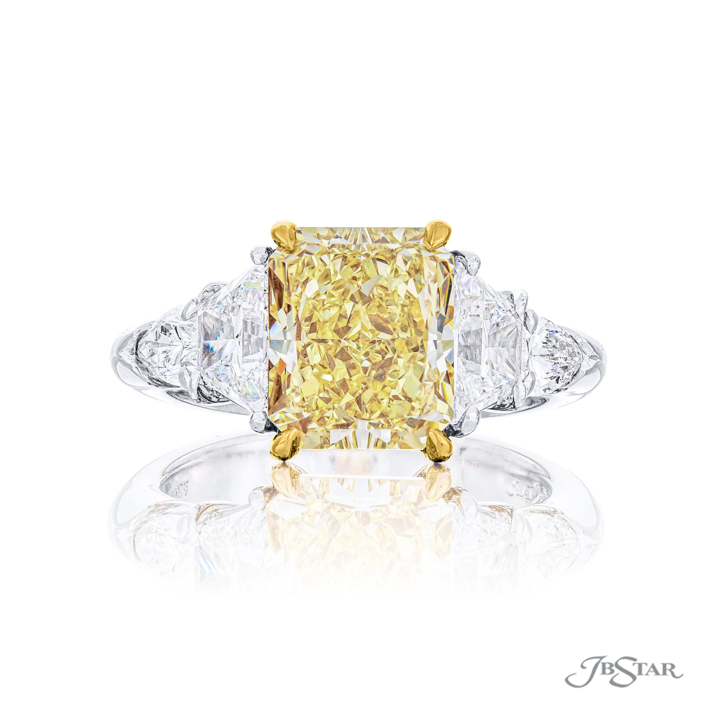 ring halo style engagement radiant jewelry pave diamond star yellow in solitaire set gold