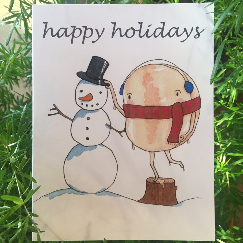 SCOBY Holiday Card