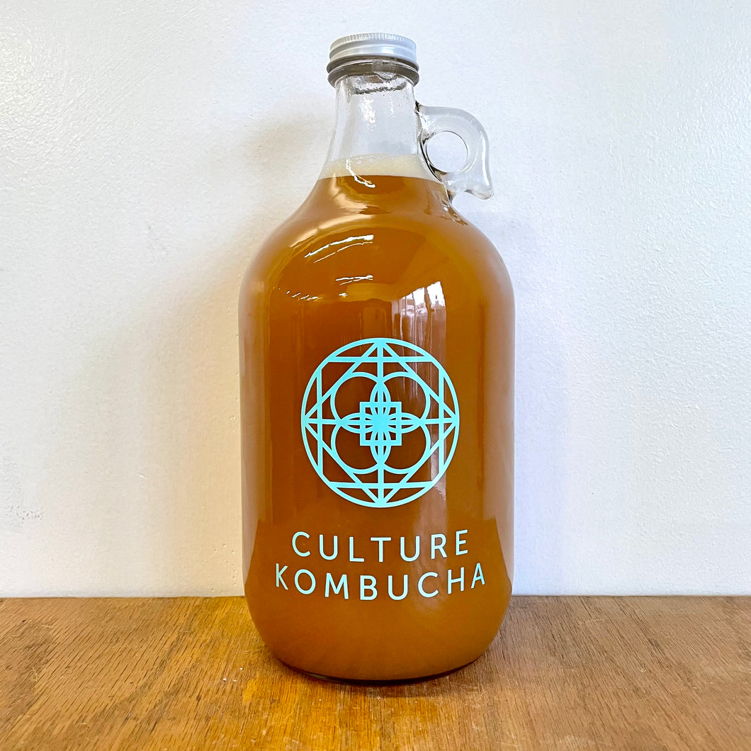 Niagara Peach Growler