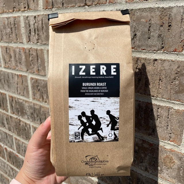 Izere Burundian Coffee Medium Roast