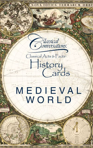 Classical Acts & Facts® History Cards: Medieval World