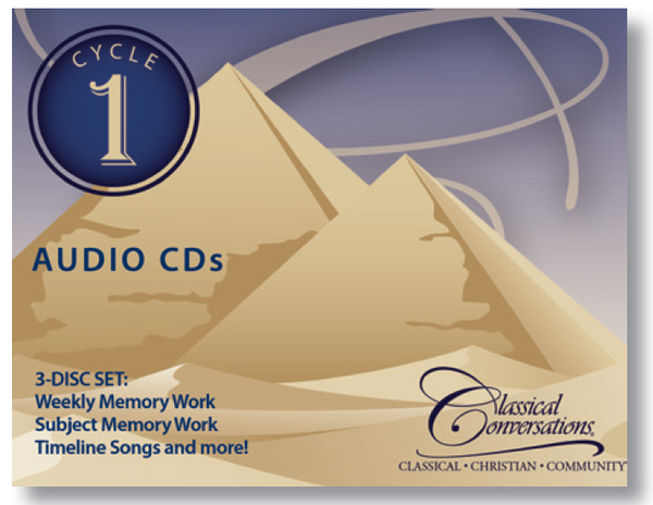 Foundations Cycle 1 Audio CDs
