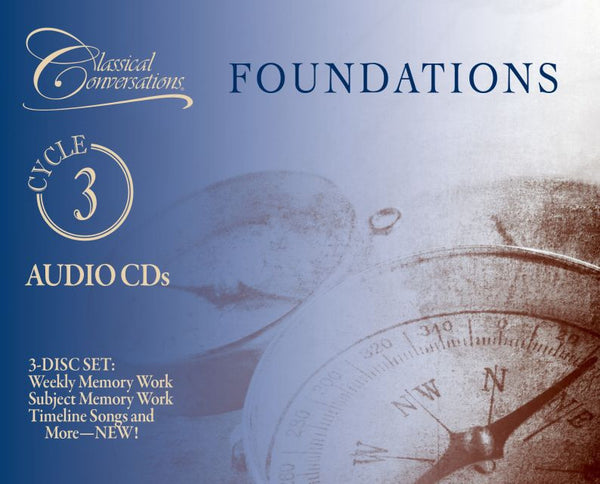 Foundations Cycle 3 Audio CD, 4th ed.