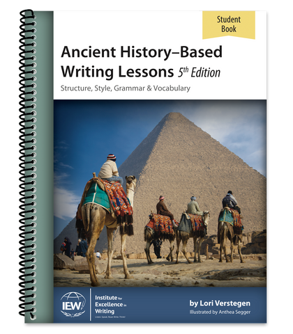 IEW Ancient History-Based Writing Lessons - Student