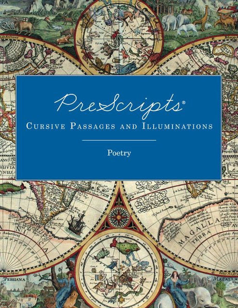 PreScripts® Cursive Passages: Poetry