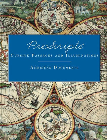 PreScripts® Cursive Passages: American Documents