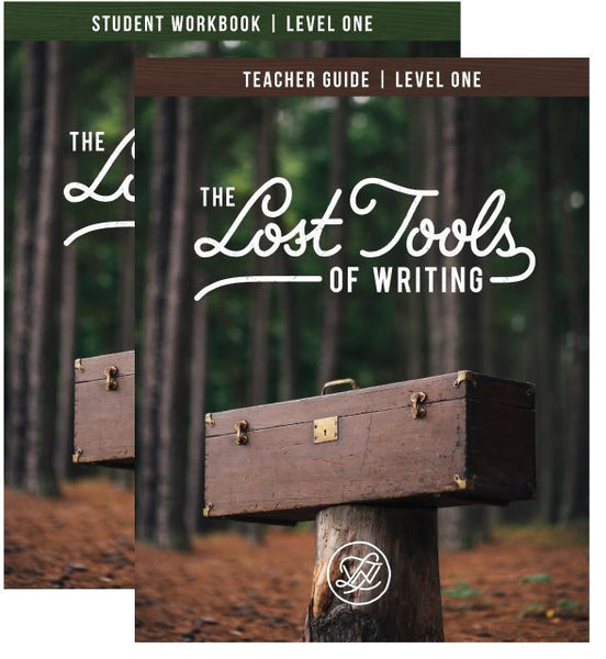 The Lost Tools of Writing, Level 1 Teacher Complete Set
