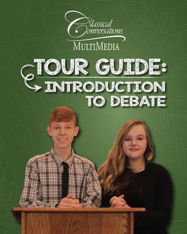 Tour Guide: Introduction to Debate (Book & DVDs)