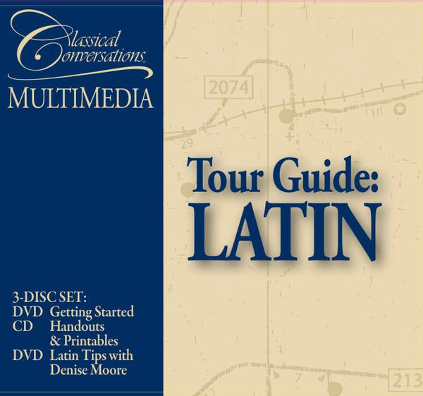 Tour Guide: Latin DVD