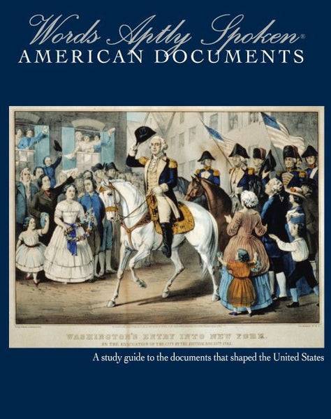 Words Aptly Spoken®: American Documents, 2nd ed