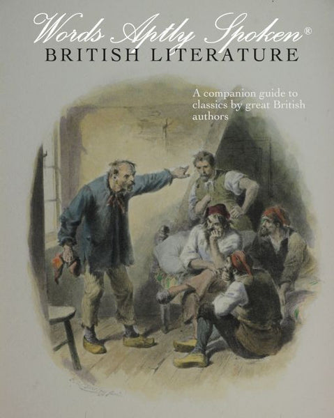 Words Aptly Spoken® British Literature, 2nd ed