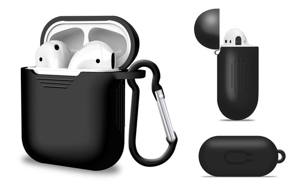 Best AirPods Cover Silicone Case for Apple AirPods 1 2 & Pro