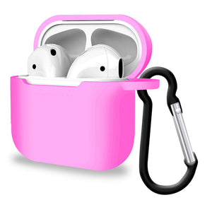 Soft Silicone Airpods Pro Case Cover - iSOUL