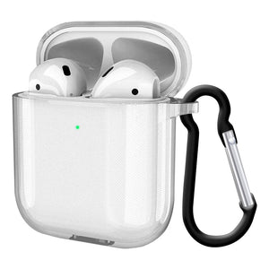 Transparent Silicone Airpod Case for Airpod 1st Gen and 2nd Gen - iSOUL