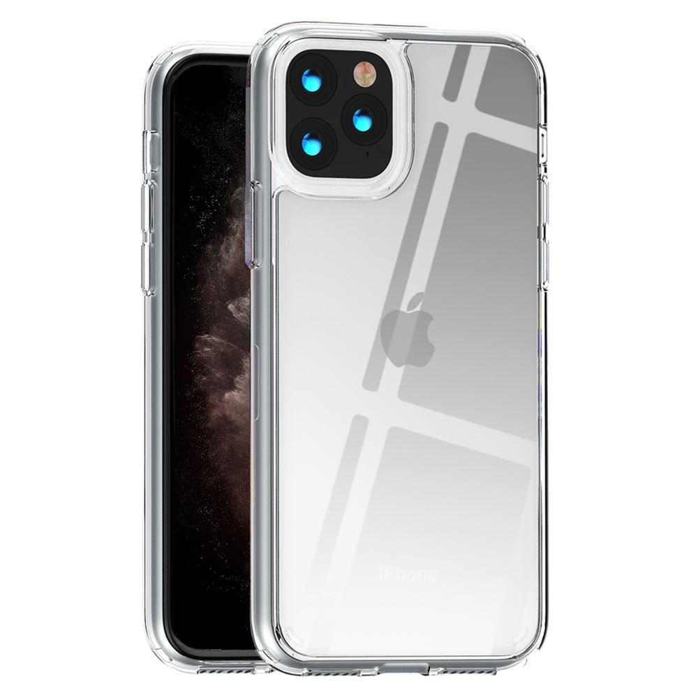 Clear HD Hard Back Case for iPhone 11 Pro, Electronics by iSOUL
