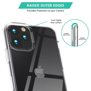 Experience the Clear HD Hard Back Case for iPhone 11 Pro in UK 2020 - TradeNRG UK