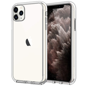 Case for iPhone 11 Pro Shock Proof Soft TPU Silicone Phone Clear Slim Cover