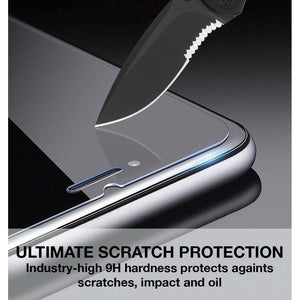 "iSoul iPhone 6 Screen Protector TRUE HD Tempered Glass 4.7"" inch 2 Pack - TradeNRG UK"